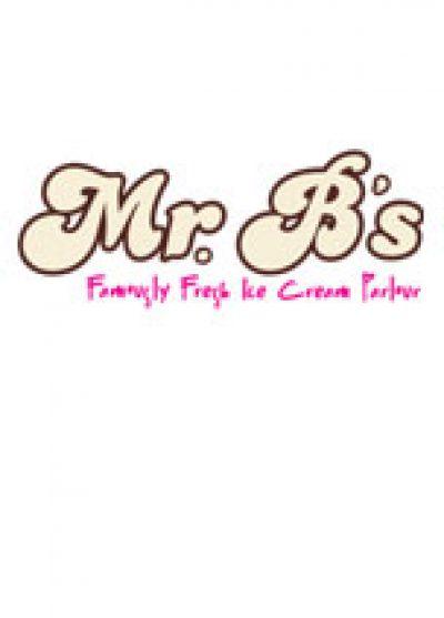 Mr B's Ice Cream