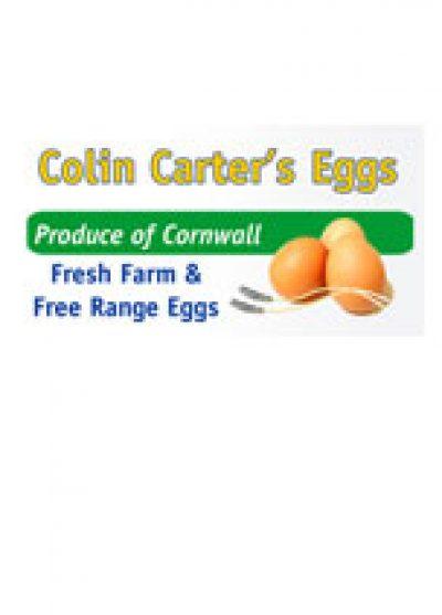 Colin Carter's Eggs