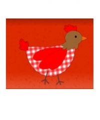 The Gingham Chicken