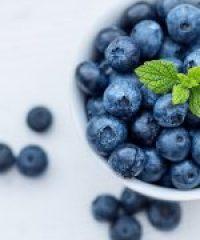 Cornish Blueberries